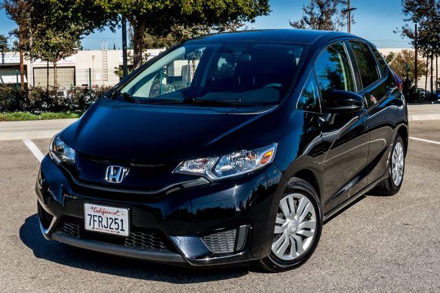 2015 Honda Fit LX Reseda, CA 39