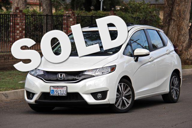 2015 Honda Fit EX-L Reseda, CA 0