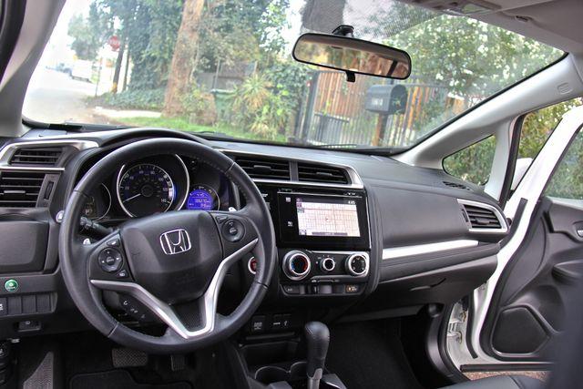 2015 Honda Fit EX-L Reseda, CA 1