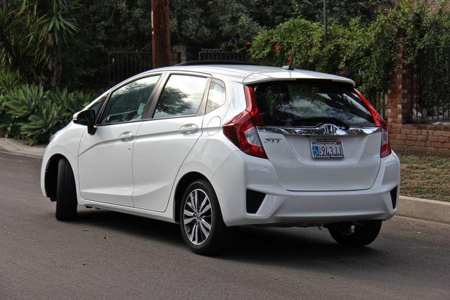 2015 Honda Fit EX-L Reseda, CA 8