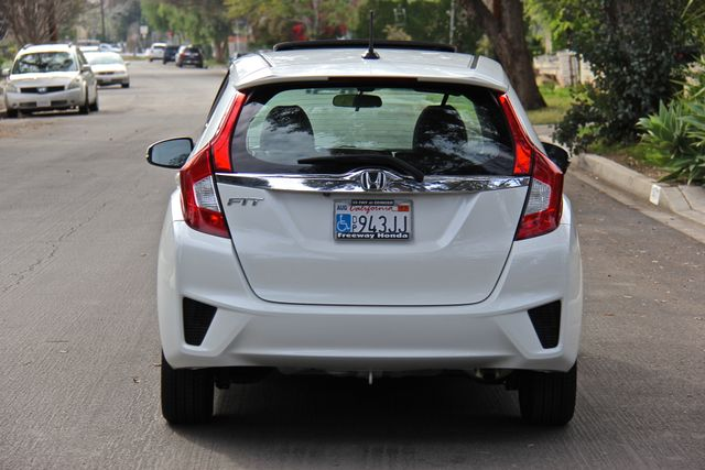 2015 Honda Fit EX-L Reseda, CA 9