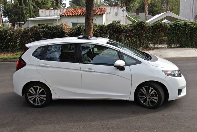 2015 Honda Fit EX-L Reseda, CA 4
