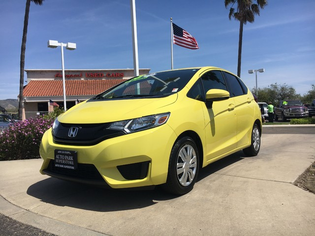 2015 Honda Fit LX Buy smart knowing this vehicle had only one owner which studies show result in b