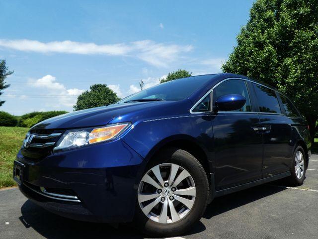 2015 Honda Odyssey EX-L Leesburg, Virginia 0