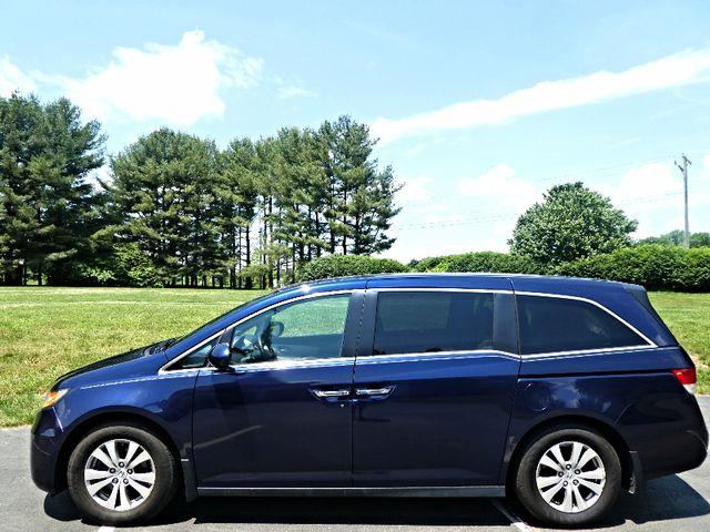 2015 Honda Odyssey EX-L Leesburg, Virginia 5