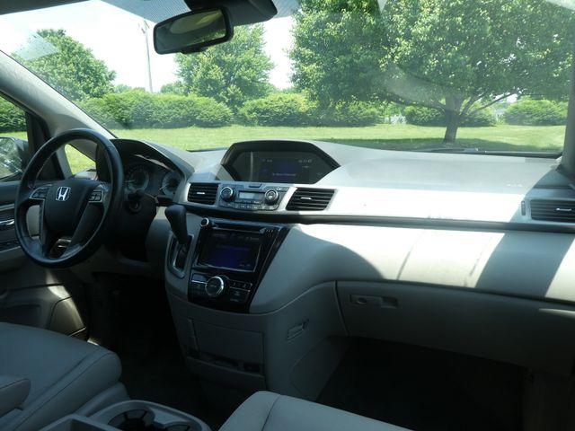 2015 Honda Odyssey EX-L Leesburg, Virginia 16