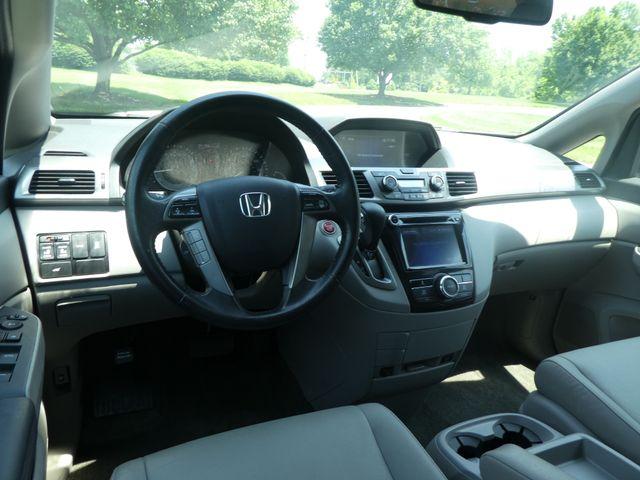 2015 Honda Odyssey EX-L Leesburg, Virginia 17