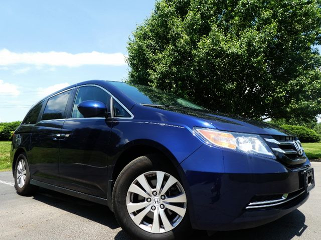 2015 Honda Odyssey EX-L Leesburg, Virginia 1