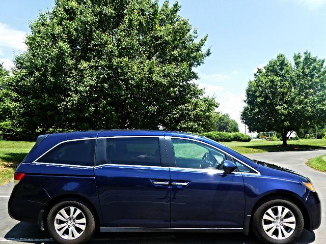 2015 Honda Odyssey EX-L Leesburg, Virginia 4