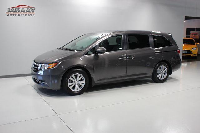 2015 Honda Odyssey EX-L Merrillville, Indiana 38