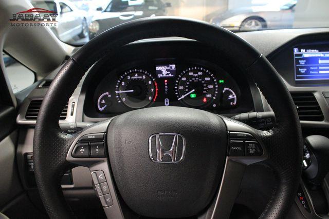 2015 Honda Odyssey EX-L Merrillville, Indiana 21