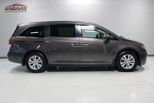 2015 Honda Odyssey EX-L Merrillville, Indiana 5