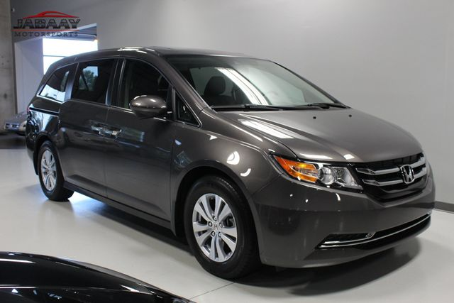 2015 Honda Odyssey EX-L Merrillville, Indiana 6