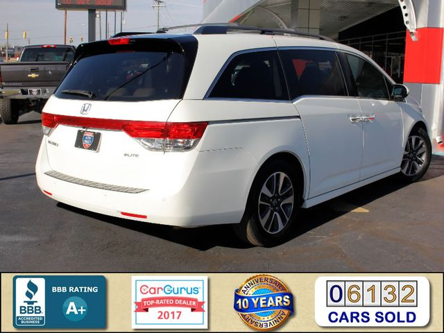 2015 Honda Odyssey Touring Elite - NAV - REAR DVD - SUNROOF! Mooresville , NC 2