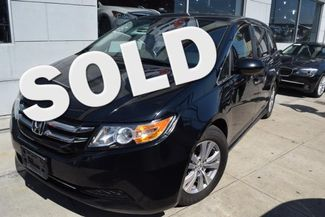 2015 Honda Odyssey EX-L Richmond Hill, New York