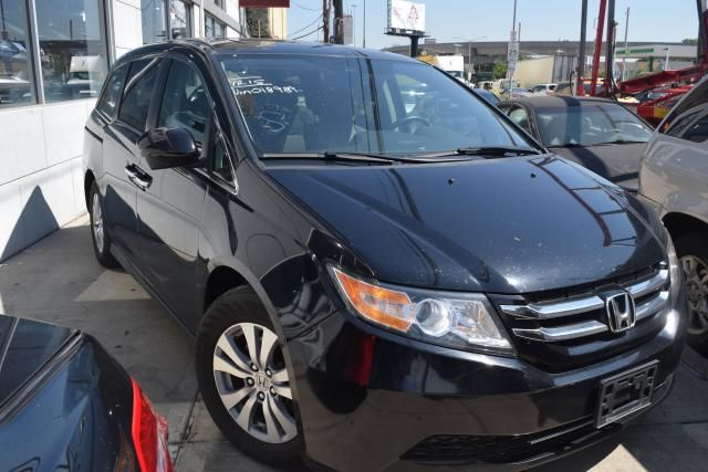 2015 Honda Odyssey EX-L Richmond Hill, New York 1