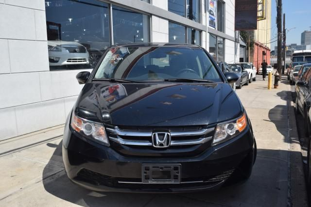 2015 Honda Odyssey EX-L Richmond Hill, New York 2
