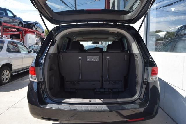 2015 Honda Odyssey EX-L Richmond Hill, New York 4