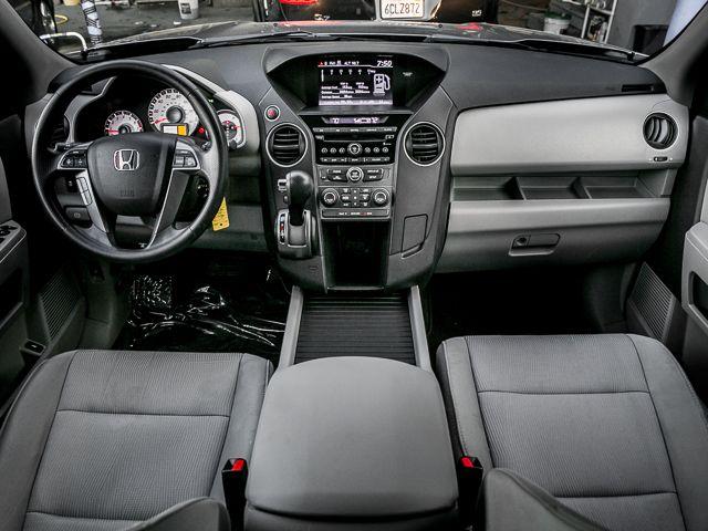 2015 Honda Pilot EX Burbank, CA 8