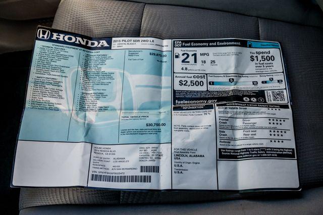 2015 Honda Pilot LX Reseda, CA 30