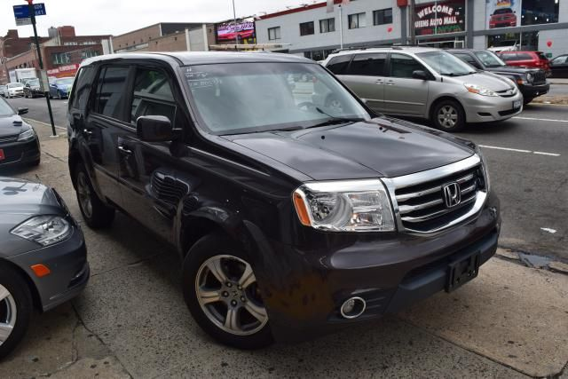2015 Honda Pilot EX Richmond Hill, New York 1