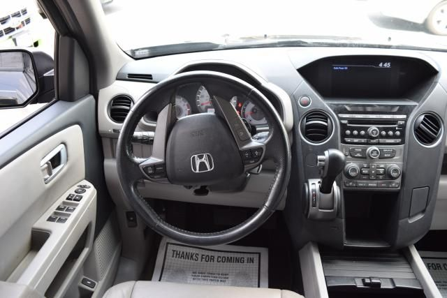 2015 Honda Pilot EX-L Richmond Hill, New York 11