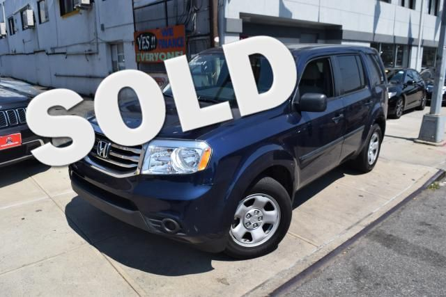 2015 Honda Pilot LX Richmond Hill, New York 0