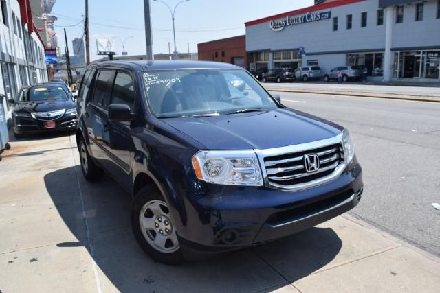 2015 Honda Pilot LX Richmond Hill, New York 1