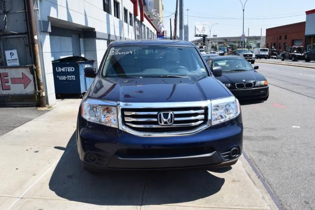 2015 Honda Pilot LX Richmond Hill, New York 2