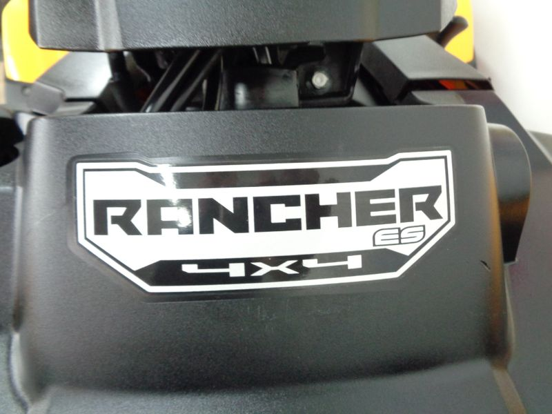 2015 Honda Rancher ES   Oklahoma  Action PowerSports  in Tulsa, Oklahoma