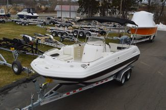 2015 Hurricane 231 Sun Deck Sport East Haven, Connecticut 4