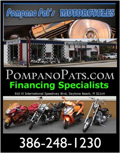 2015 Hyosung GT 250 Daytona Beach, FL 15