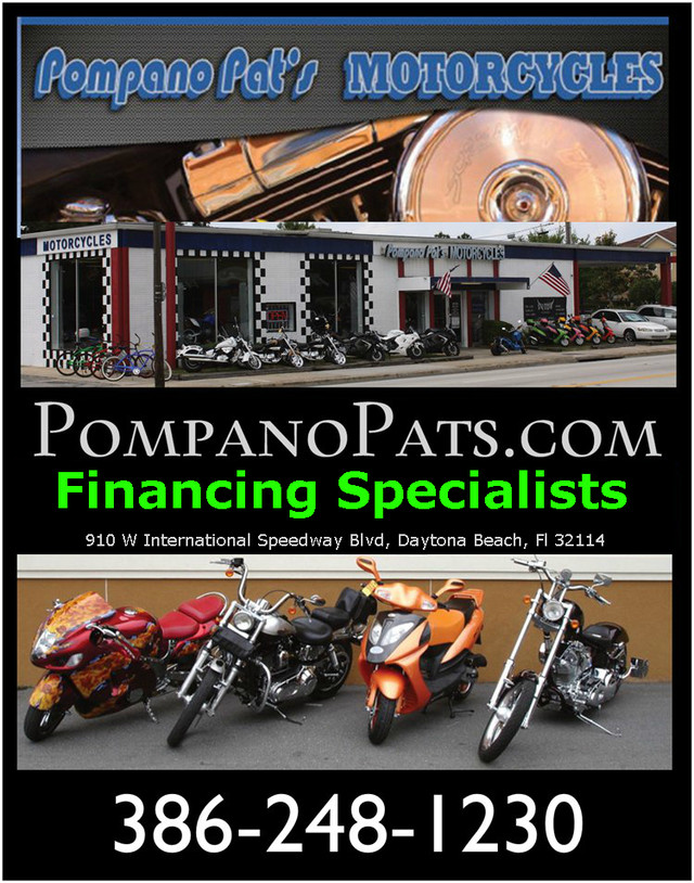 2015 Hyosung GT 250R Daytona Beach, FL 12