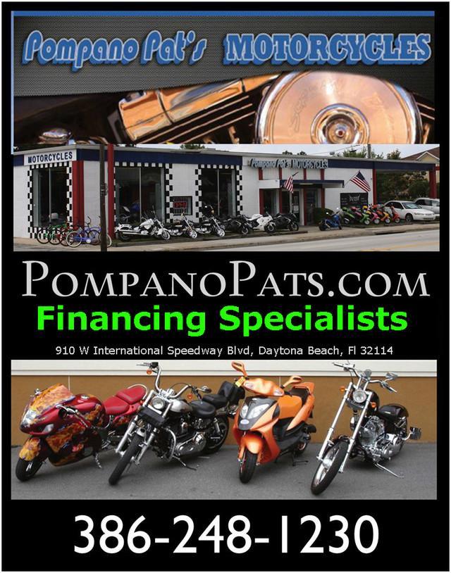 2015 Hyosung GT 650R Daytona Beach, FL 14
