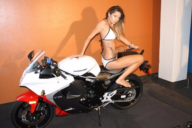2015 Hyosung GT 650R Daytona Beach, FL 1