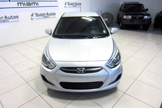 2015 Hyundai Accent 5-Door GS Doral (Miami Area), Florida 2