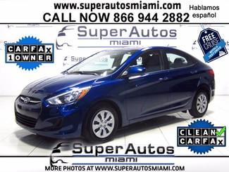 2015 Hyundai Accent GLS Doral (Miami Area), Florida
