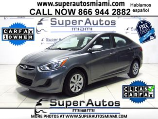 2015 Hyundai Accent GLS Doral (Miami Area), Florida 0