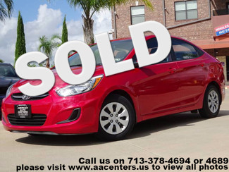 2015 Hyundai Accent in Houston TX