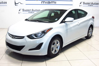 2015 Hyundai Elantra SE Doral (Miami Area), Florida 1