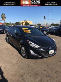 2015 Hyundai Elantra Limited Imperial Beach, California