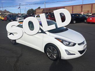 2015 Hyundai Elantra Limited   Kingman, Arizona   66 Auto Sales in Kingman Arizona
