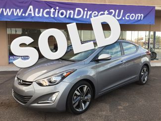 2015 Hyundai Elantra Limited FULL MANUFACTURER WARRANTY Mesa, Arizona