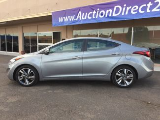 2015 Hyundai Elantra Limited FULL MANUFACTURER WARRANTY Mesa, Arizona 0