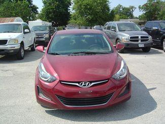 2015 Hyundai Elantra SE 6AT San Antonio, Texas 2