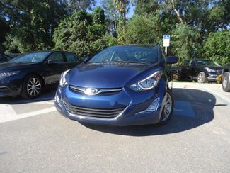 2015 Hyundai Elantra  SE VE. CAMERA. ALLOY WHEELS. FOG LIGHTS SEFFNER, Florida 0