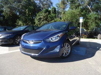 2015 Hyundai Elantra  SE VE. CAMERA. ALLOY WHEELS. FOG LIGHTS SEFFNER, Florida 5