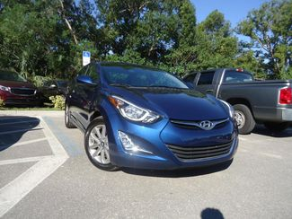 2015 Hyundai Elantra  SE VE. CAMERA. ALLOY WHEELS. FOG LIGHTS SEFFNER, Florida 7