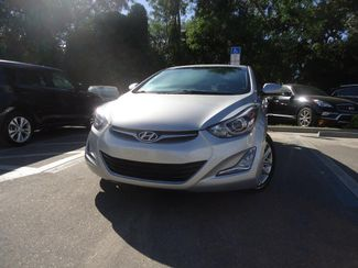 2015 Hyundai Elantra SE VE. SUNROOF. CAMERA. ALLOY. BLUTH SEFFNER, Florida 6