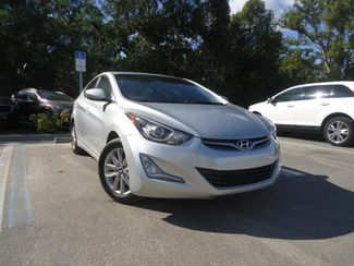 2015 Hyundai Elantra SE VE. SUNROOF. CAMERA. ALLOY. BLUTH SEFFNER, Florida 7